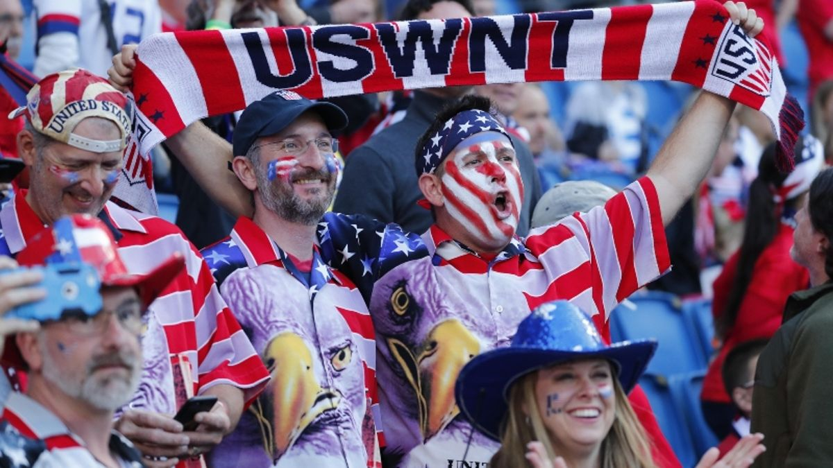 Women's World Cup Round of 16 Odds, Preview: How Sharps Are Betting USA vs. Spain article feature image
