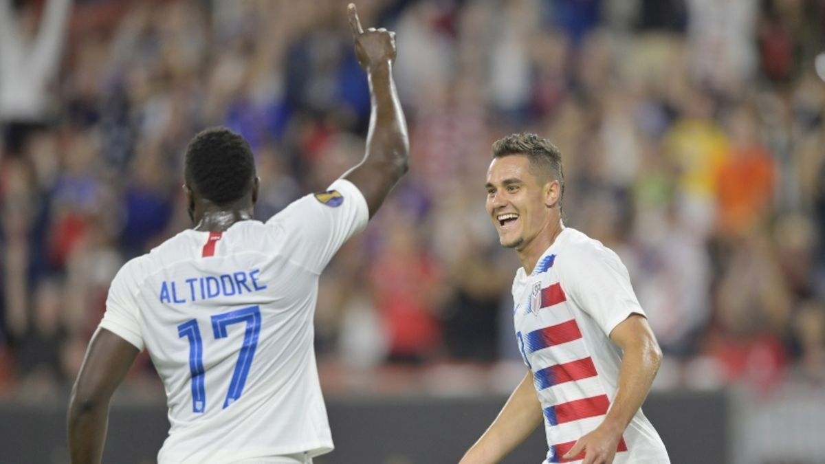 Gold Cup Quarterfinal Odds, Betting Preview: Lopsided Action on USA to Beat Curacao article feature image