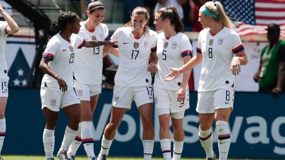 2019 Women's World Cup Odds: Heavy Favorites Rule Opening Group Matches article feature image