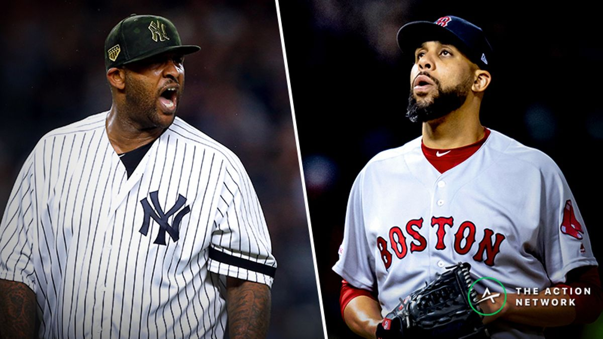 Sunday Night Baseball Betting Preview: Yankees Go For Sweep Over Red Sox article feature image