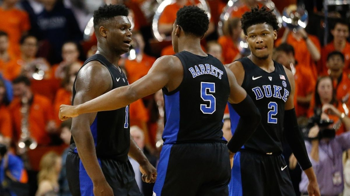 2019 NBA Draft Prop: Will at Least 5 ACC Players Be Drafted in the Top 10? article feature image
