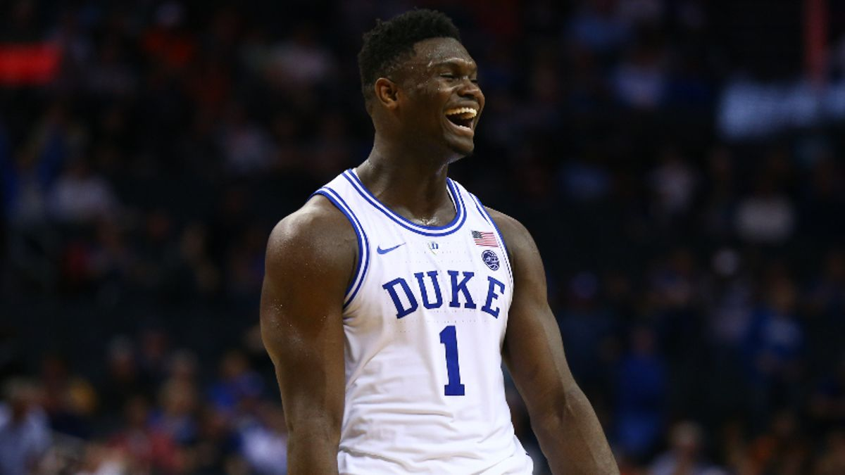 Zion vs. Field: Is There Value in Betting the Favorite to Win NBA Rookie of the Year? article feature image