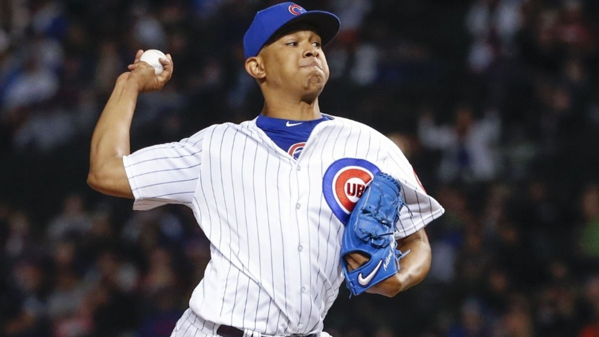 Zerillo's MLB Daily Betting Model, 6/25: Can Alzolay, Fried Limit Home Runs at Windy Wrigley Field? article feature image