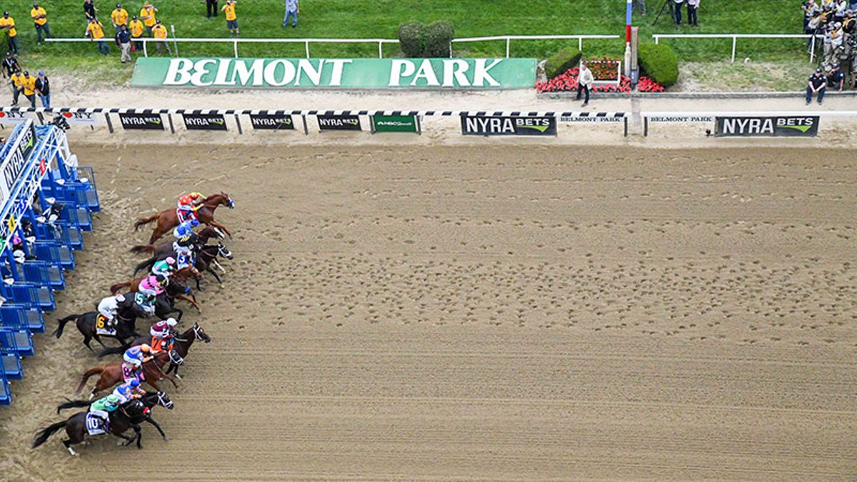Lo Duca's 2019 Belmont Stakes Power Rankings: Can Anyone Hang With Favorites Tacitus, War of Will? article feature image