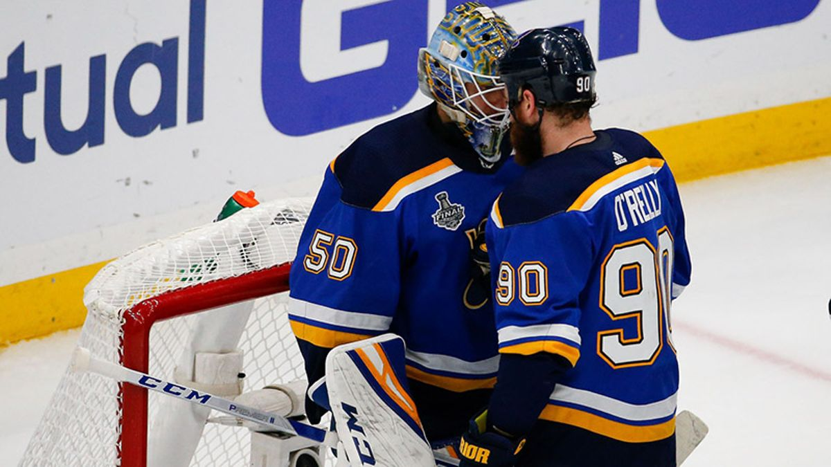 Blues vs. Bruins Game 5 Betting Odds, Preview: Will St. Louis Steal One on the Road? article feature image