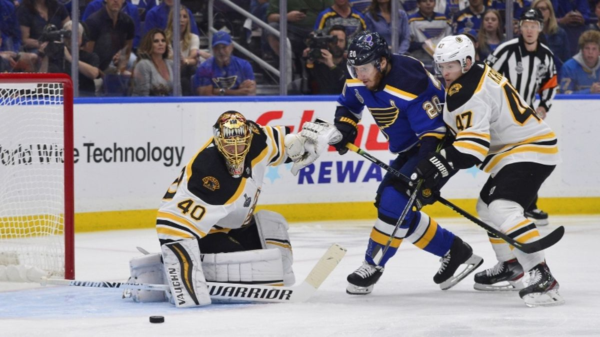 Stuckey: My Blues-Bruins Betting Strategy For Game 7 Of the Stanley Cup Final article feature image