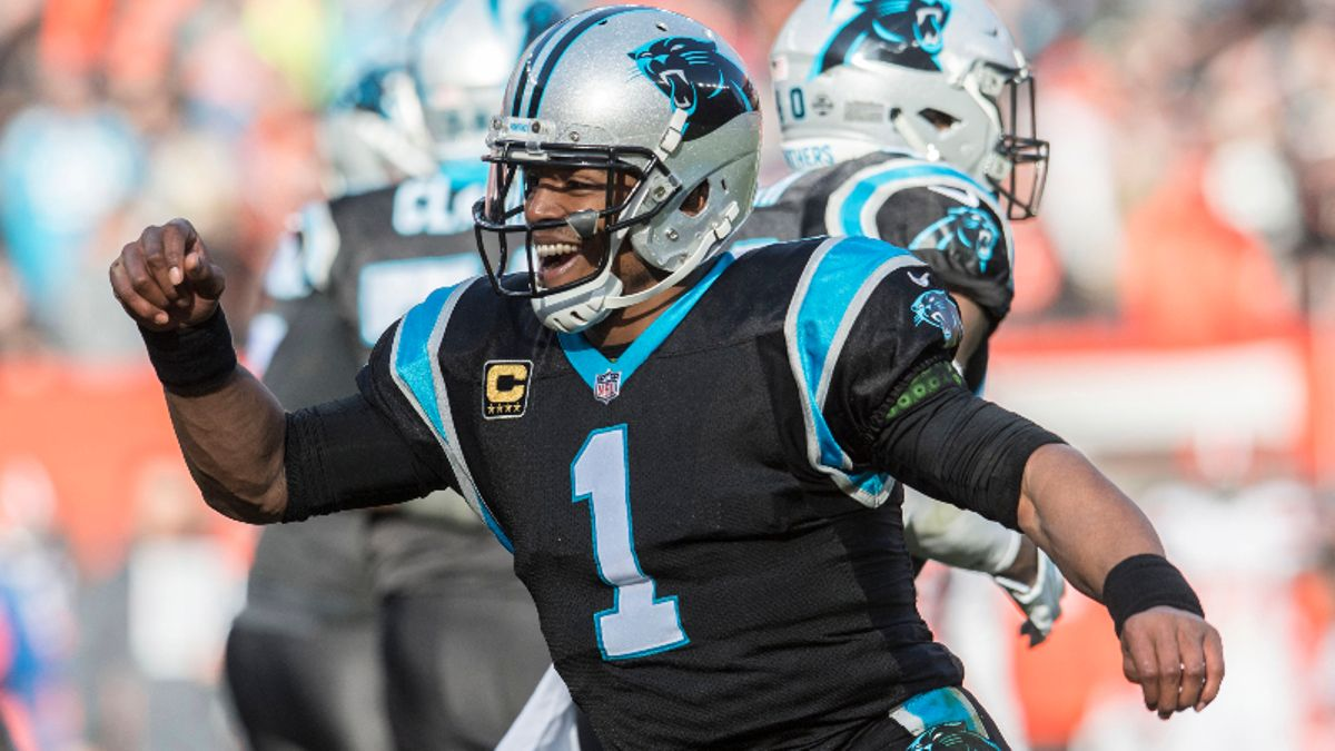 Is Cam Newton Still a Top-10 Fantasy Football Quarterback? article feature image