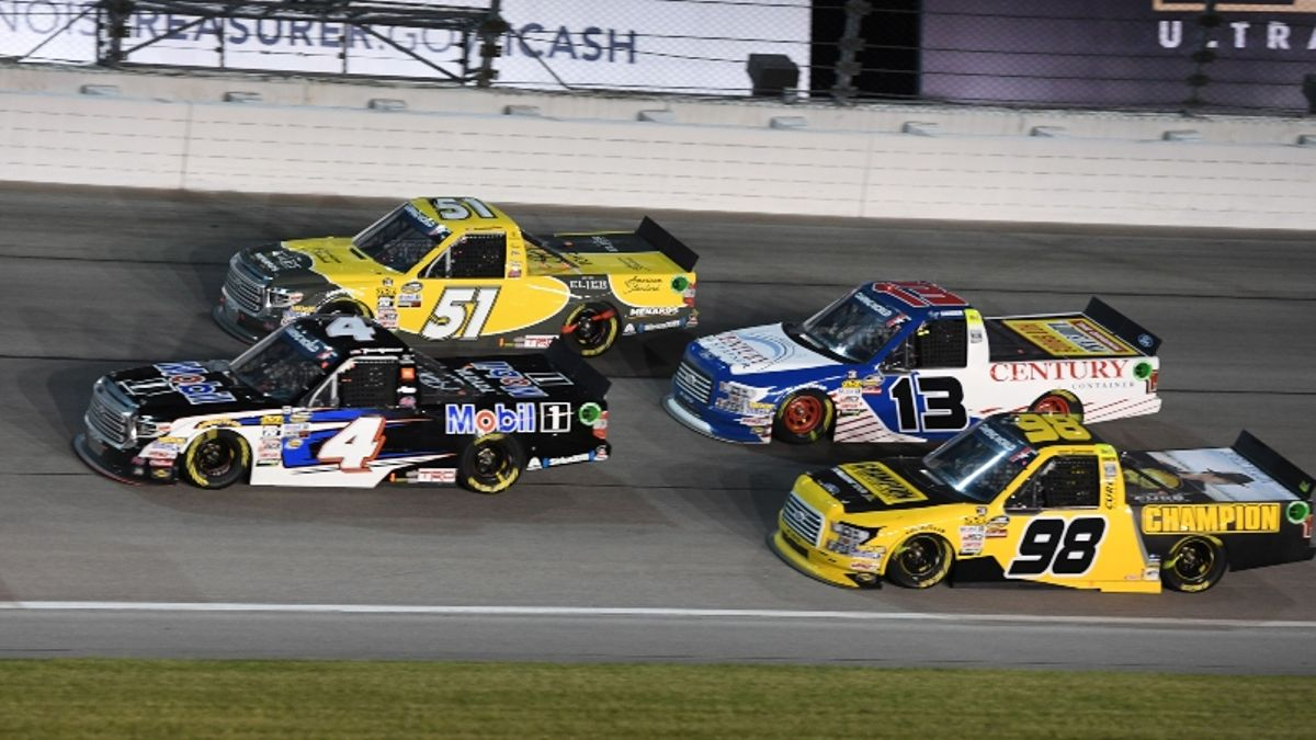 NASCAR at Chicagoland: An Early Longshot Bet for Friday's Camping World 225 article feature image