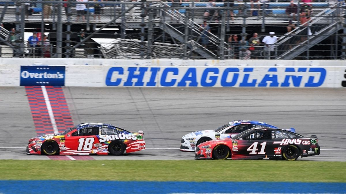NASCAR Props Challenge Picks for Sunday's Camping World 400 at Chicagoland Speedway article feature image