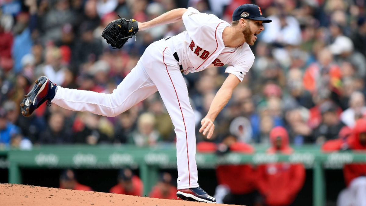 Blue Jays-Red Sox Betting Preview: Which Chris Sale Will We See vs. Toronto? article feature image