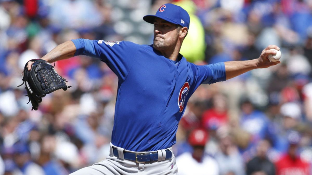 MLB Tuesday Weather: Wind, Money Driving Giants vs. Cubs Over/Under article feature image