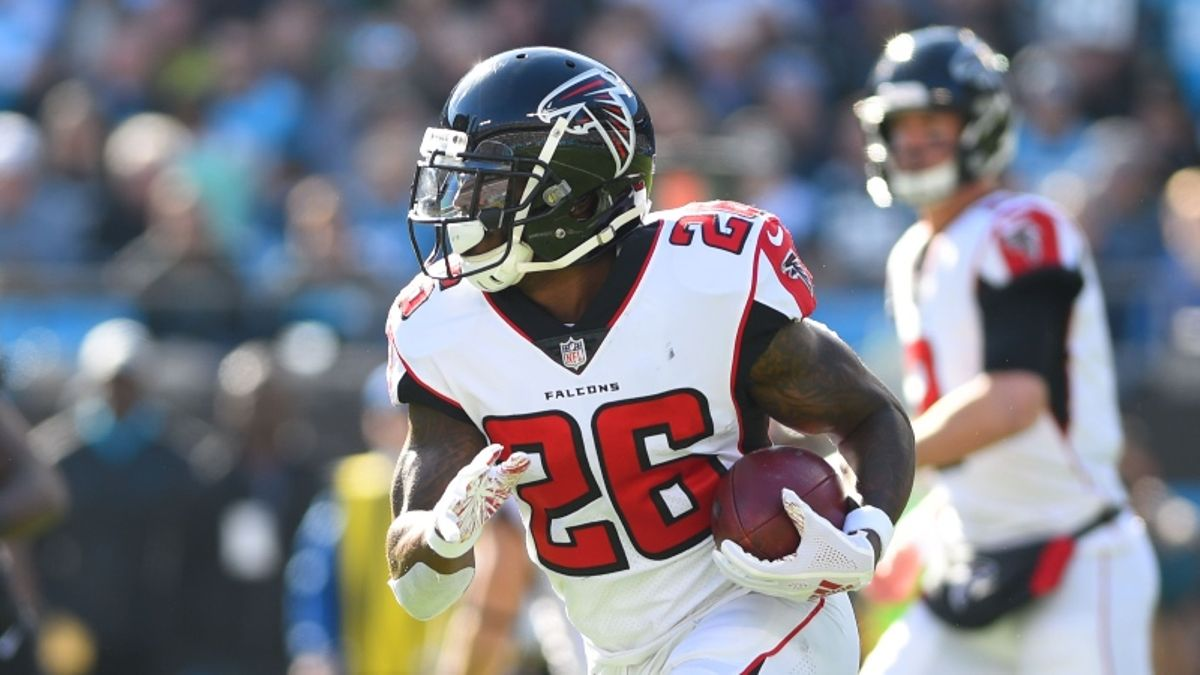 Tevin Coleman Fantasy Football Rankings, 2019 Projections, Analysis, More article feature image