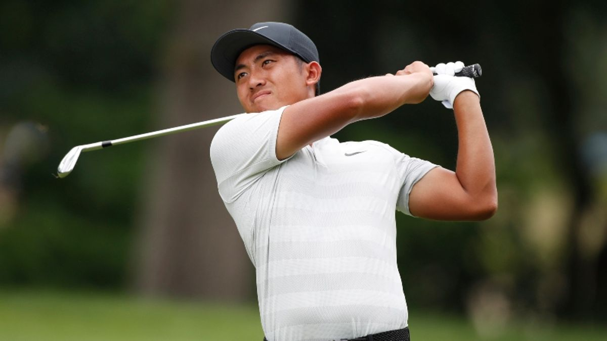 C.T. Pan 2019 U.S. Open Betting Odds, Preview: Not Ideal for Pebble article feature image