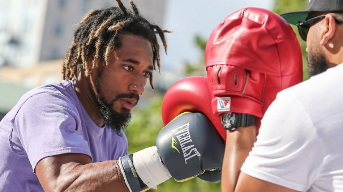 Demetrius Andrade vs. Maciej Sulecki Betting Odds, Preview: Is Boo Boo Overpriced? article feature image