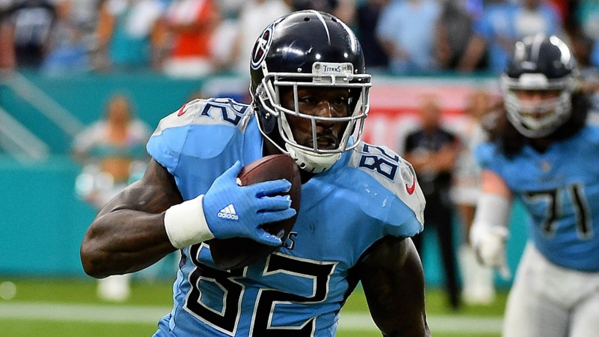 Delanie Walker Fantasy Football Rankings, 2019 Projections, Analysis, More article feature image