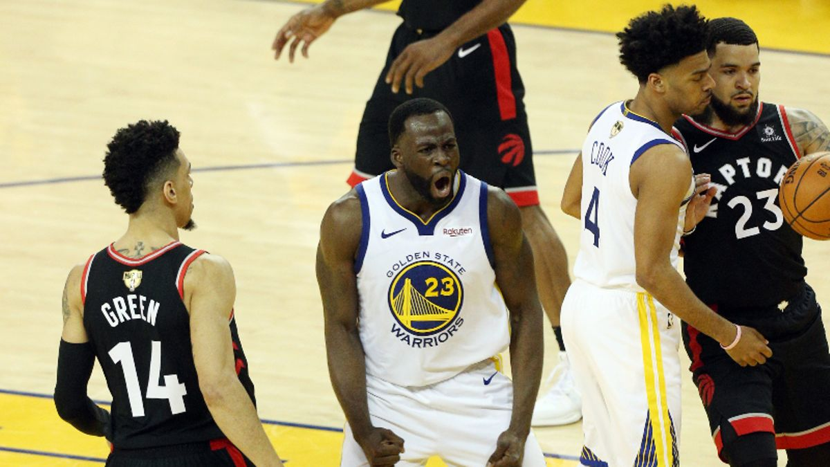 NBA Finals Game 6 Updated Odds: Raptors-Warriors Predictions, Trends, Props, More article feature image