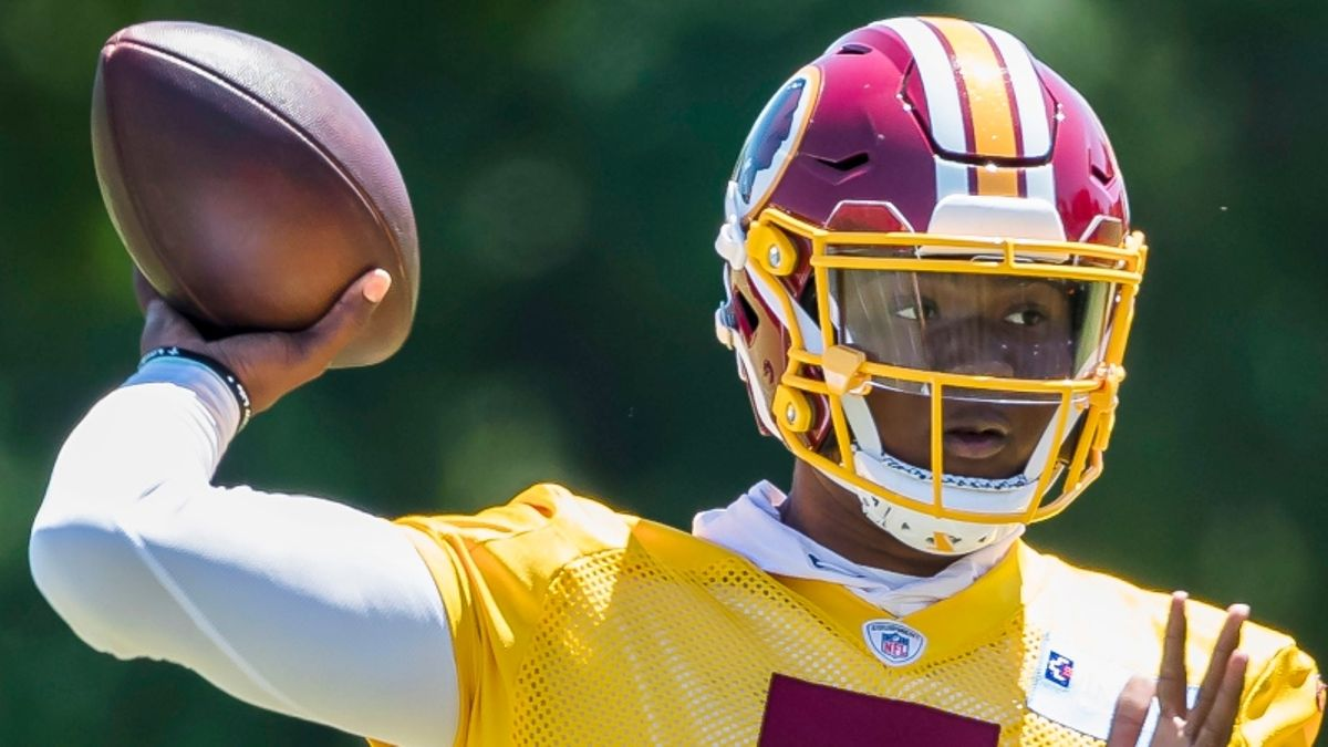 Dwayne Haskins Fantasy Football Rankings, 2019 Projections, Analysis, More article feature image