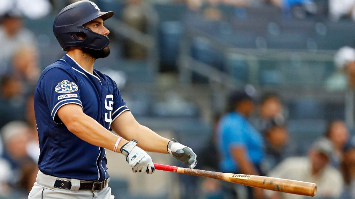 MLB Sharp Report: Pros Betting Nationals-Padres, 2 Other Friday Games article feature image