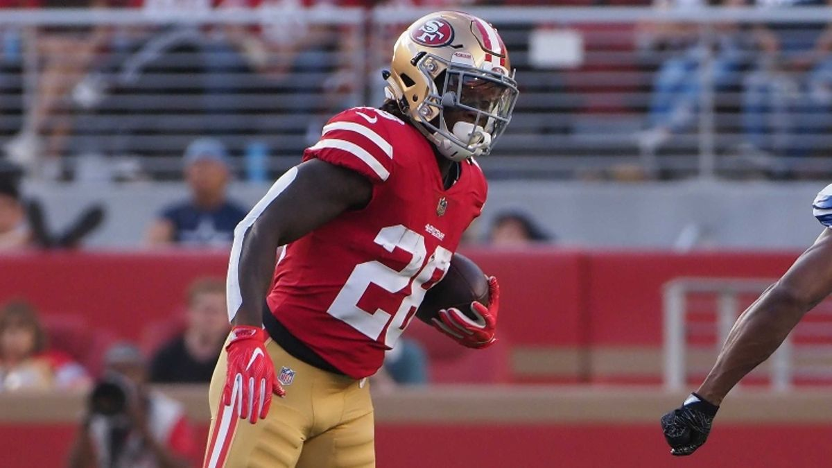 Jerick McKinnon Fantasy Football Rankings, 2019 Projections, Analysis, More article feature image