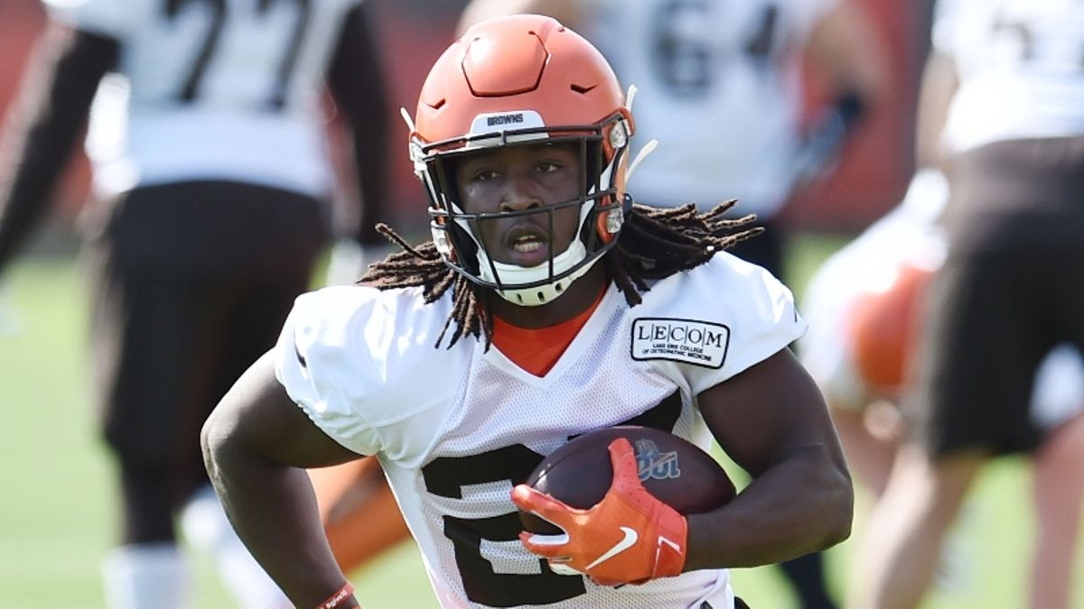 Kareem Hunt Fantasy Football Rankings, 2019 Projections, Analysis, More article feature image