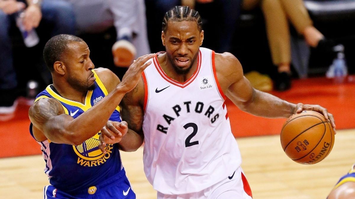 NBA Finals Game 6 Sharp Report: How Pros Are Playing Raptors-Warriors article feature image
