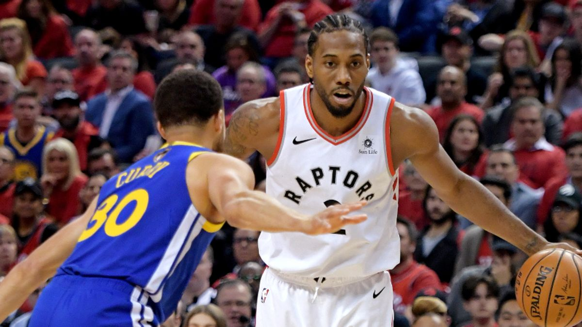 Updated NBA Finals MVP Odds: Kawhi Leonard Remains Heavy Favorite Entering Game 6 article feature image