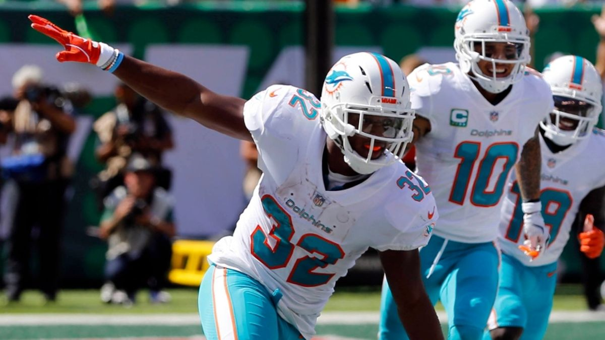 Do Kenyan Drake and Kalen Ballage Offer Fantasy Football Value in 2019? article feature image