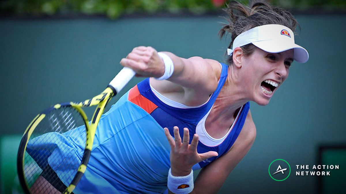 Stuckey: Betting Previews for All Four French Open WTA Matches on Sunday article feature image