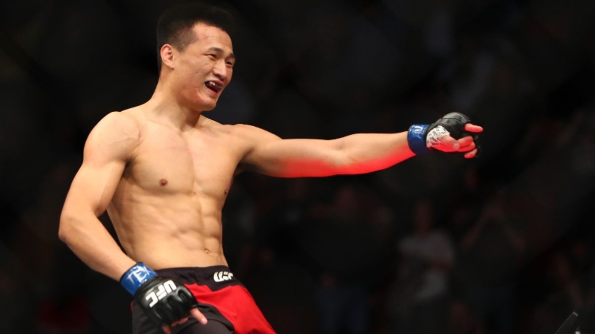 UFC on ESPN+ 12 Betting Odds: Moicano Favored Over Korean Zombie, More article feature image