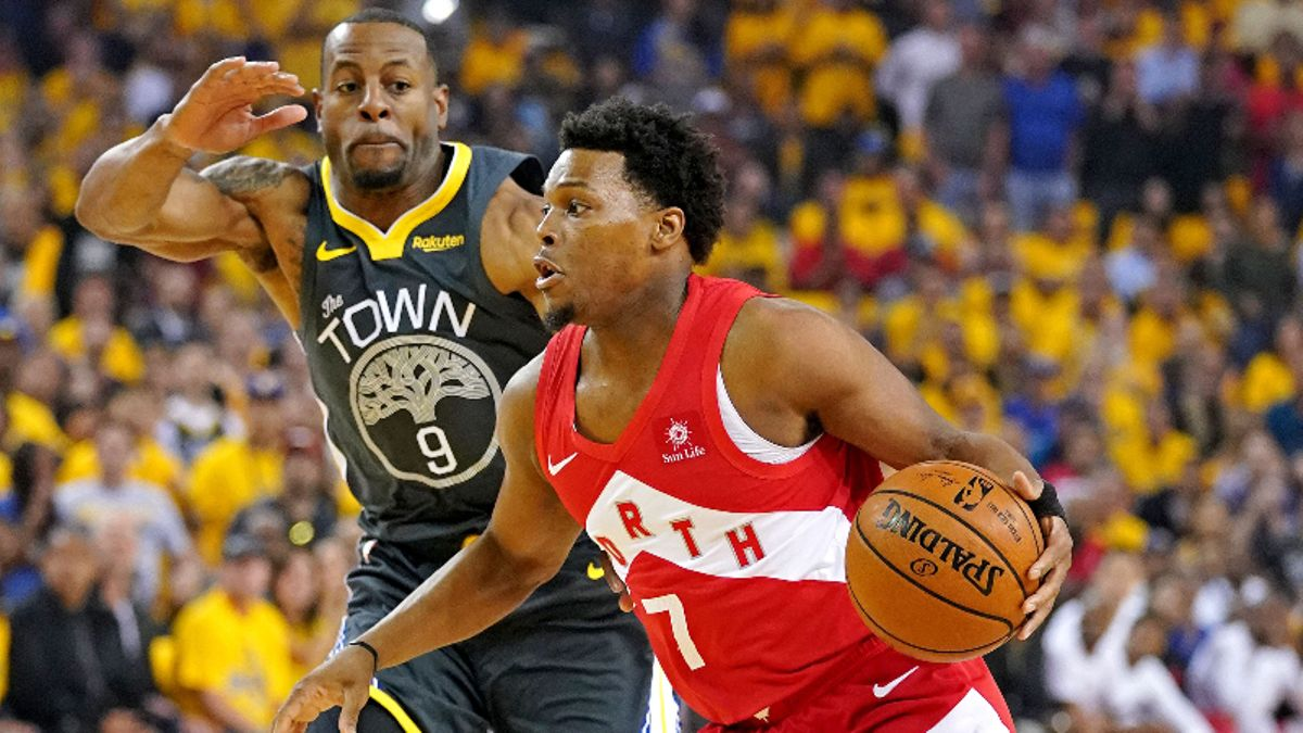 2019 NBA Finals Live Betting Chat: Raptors In 6, Or Back To The 6? article feature image