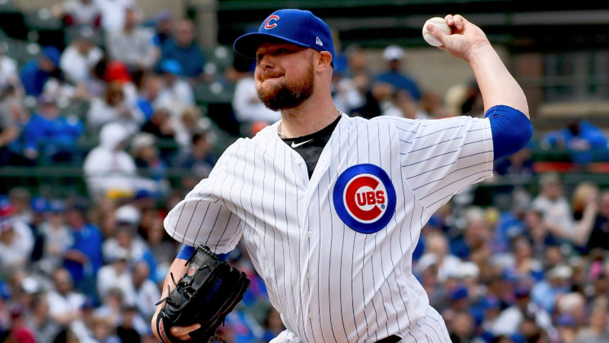 Windy Conditions Set for Battle of Aces at Wrigley article feature image