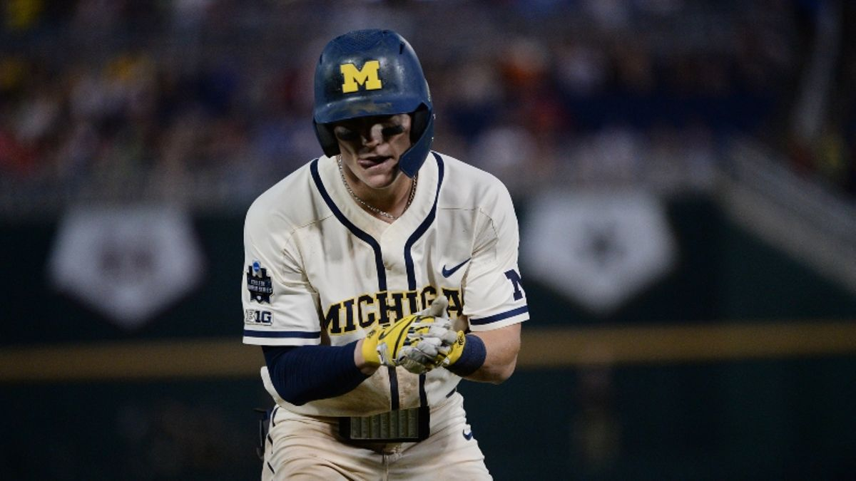 College World Series Championship Betting Odds: Michigan vs. Vandy … Which Team Will Win it All? article feature image