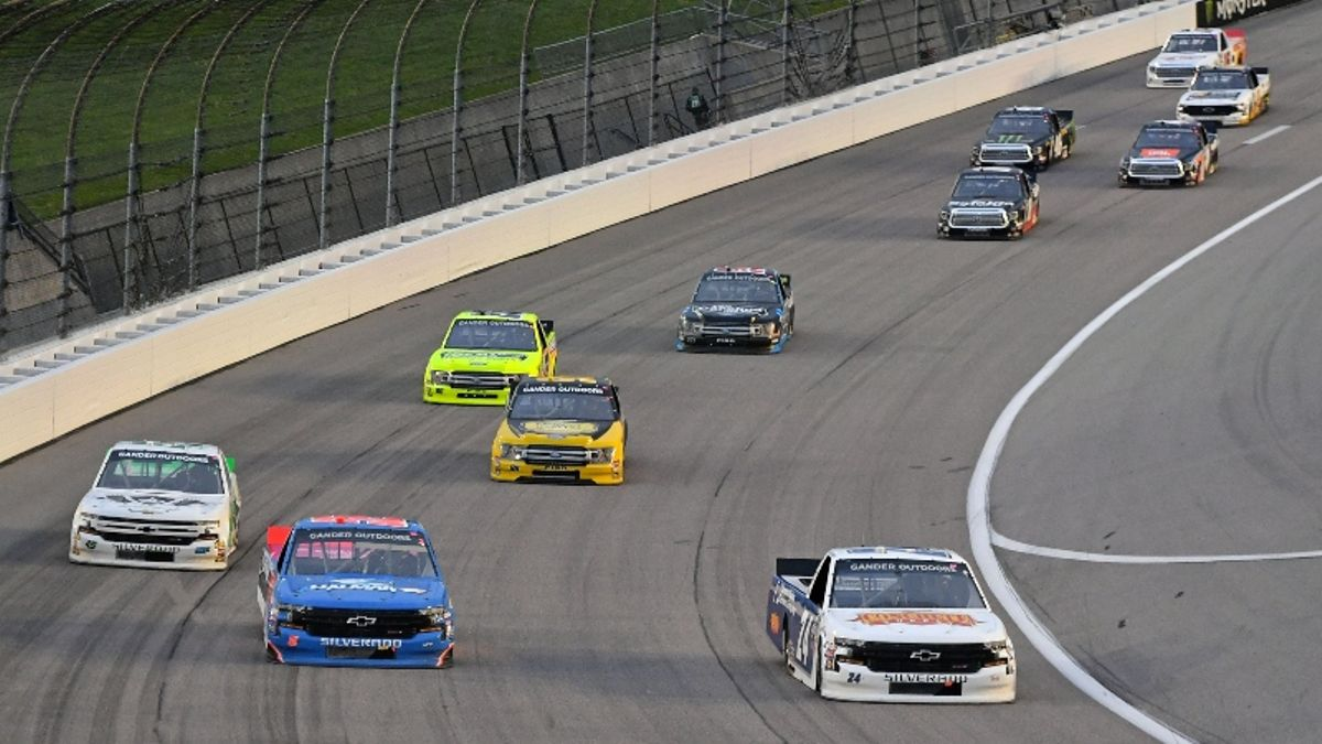CarShield 200 Truck Race Offering Best NASCAR Bet of the Weekend article feature image