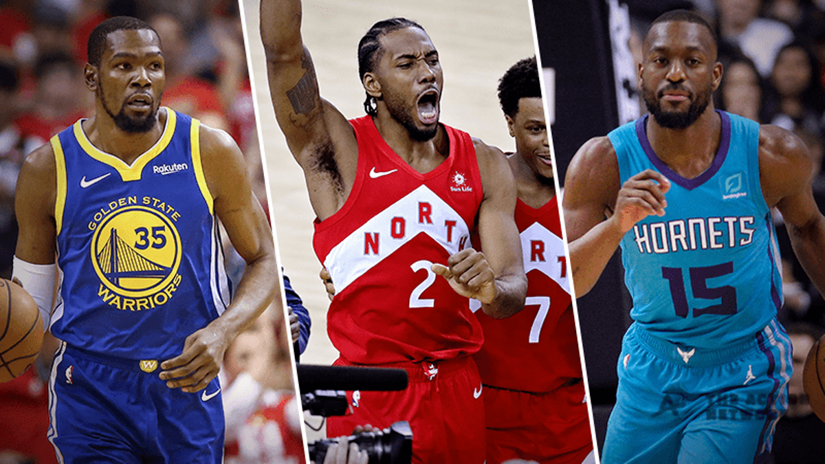 Moore's NBA Free Agency Primer: Best Fits and Best Guesses for KD, Kawhi, Kemba, Other Top-20 FAs article feature image
