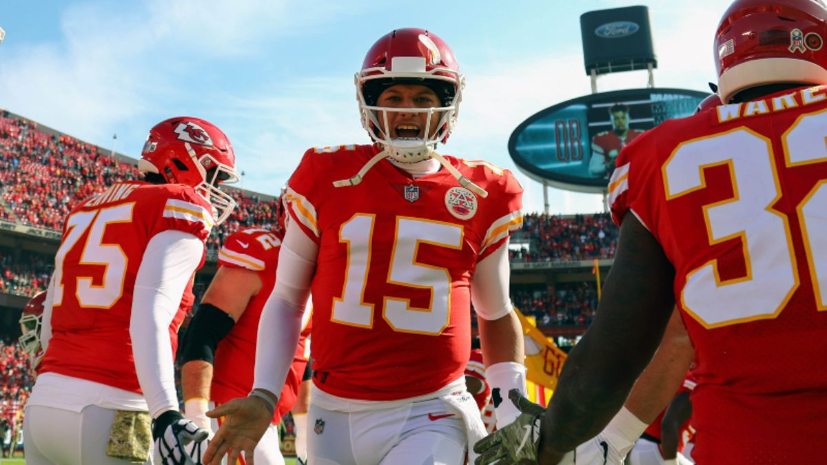 2019 NFL MVP Odds: Patrick Mahomes Opens as Vegas Favorite article feature image