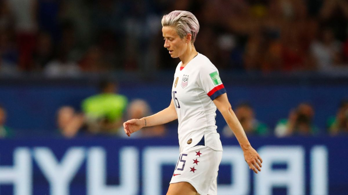 USA vs. England Odds: Megan Rapinoe's Absence Causing Late Line Movement article feature image