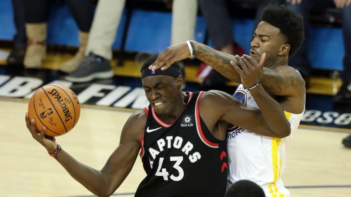 Raptors-Warriors Game 4 Sharp Report: Pro Bettors Shifting Over/Under article feature image