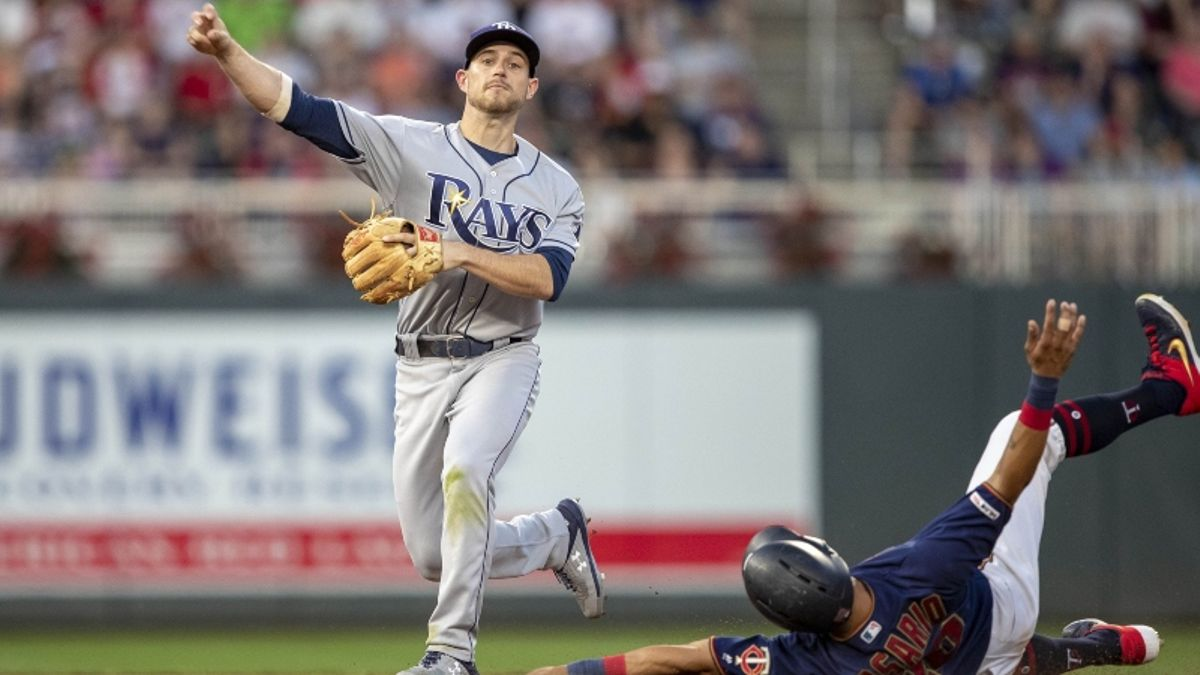 MLB Sharp Report: Pros Betting Rays-Twins, 2 Other Wednesday Games article feature image