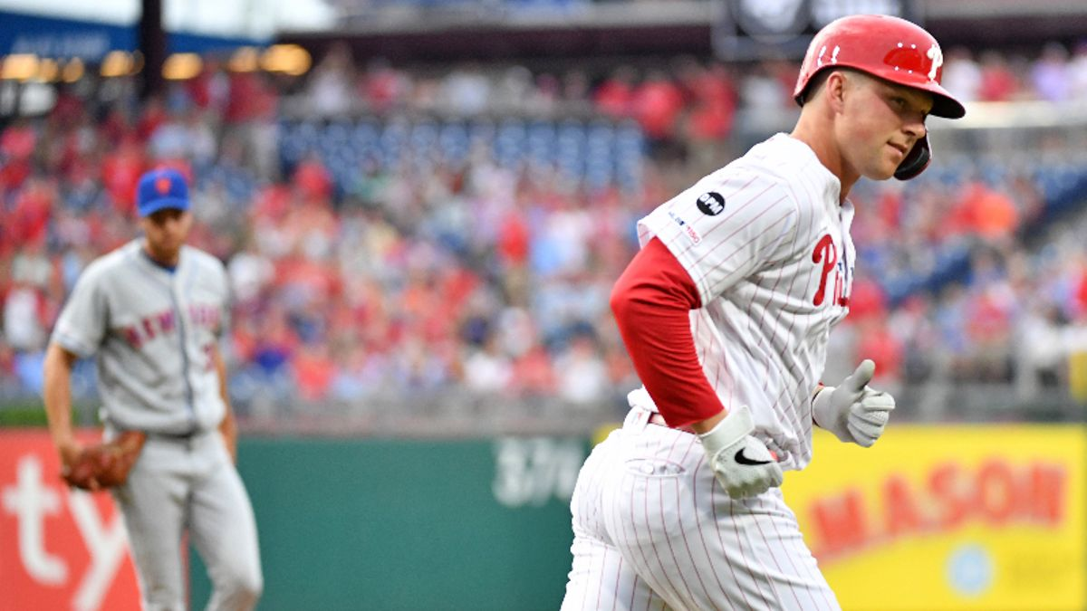 MLB Expert Predictions for Wednesday Night: 6 Favorite Bets, Including Mets-Phillies article feature image