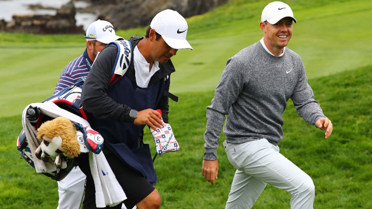 Updated U.S. Open Odds: Rory McIlroy the New Favorite Entering Round 3 article feature image