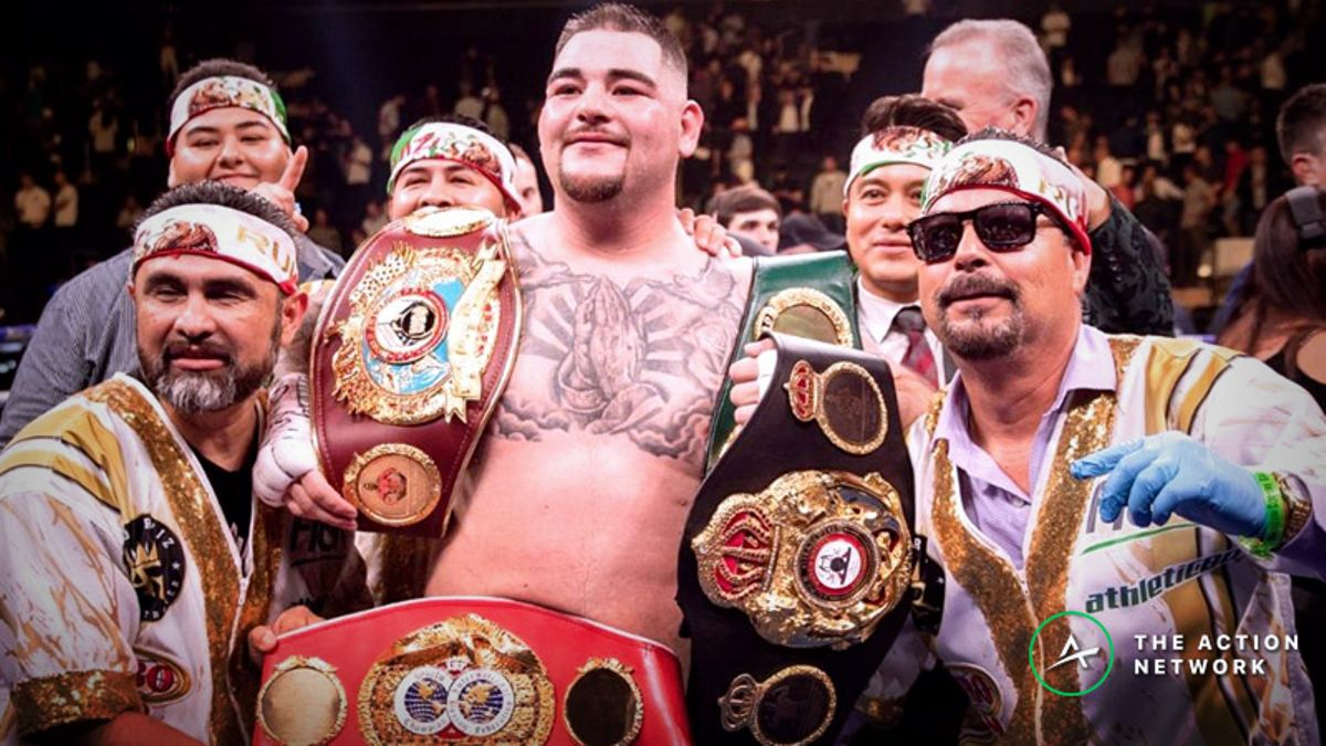 """Andy Ruiz Jr. After Historic Upset: Bet On Me and """"Make Some Serious Money"""" article feature image"""