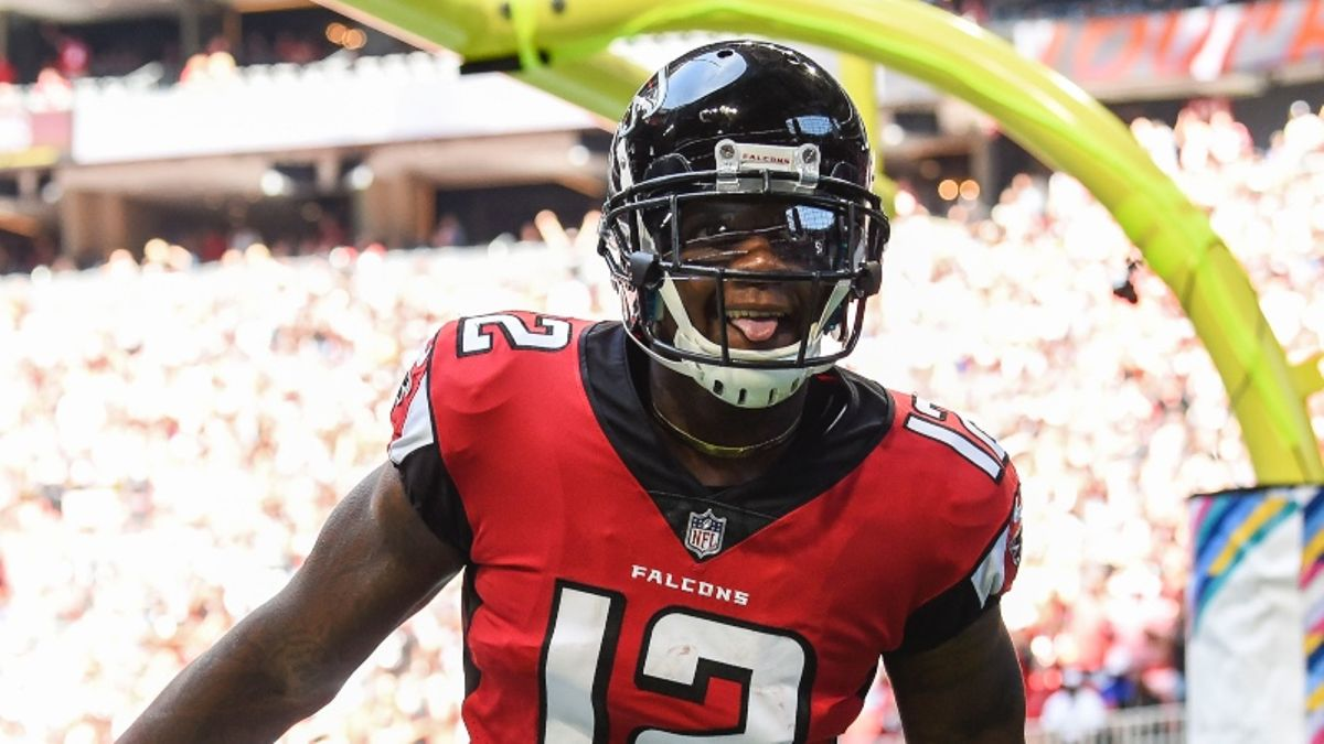 Mohamed Sanu Fantasy Football Rankings, 2019 Projections, Analysis, More article feature image