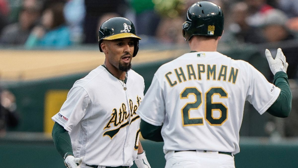 BlackJack's Favorite Fourth of July MLB Bet: Are the A's Overmatched vs. Twins? article feature image