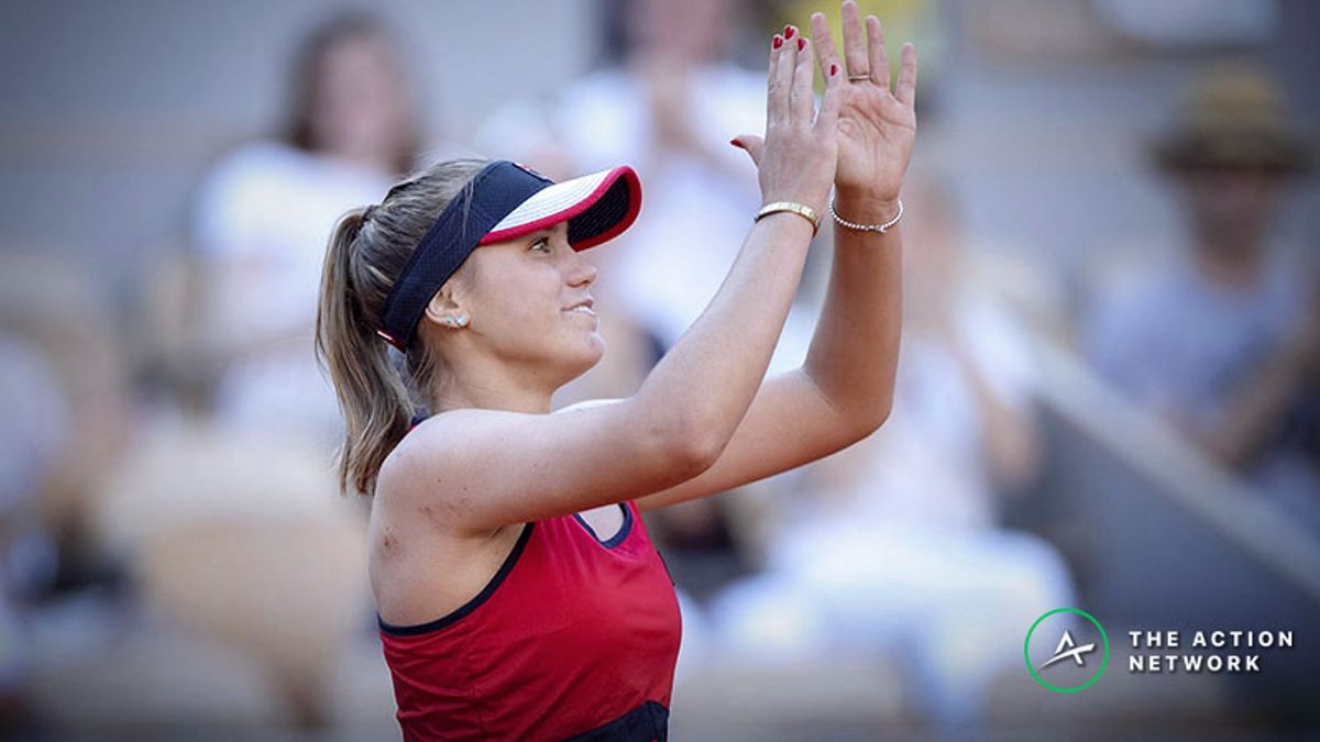 WTA French Open Betting Previews for Monday: Can Kenin Back Up Her Win Over Serena? article feature image