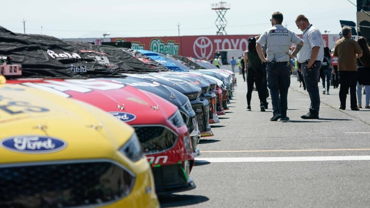 Toyota/Save Mart 350 Picks: The 100-1 Longshot to Bet Now for Sonoma article feature image
