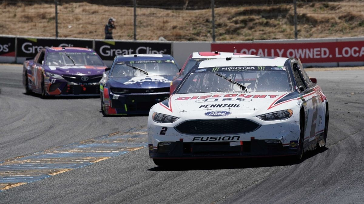 NASCAR Props Challenge Picks for Sunday's Toyota/Save Mart 350 at Sonoma article feature image