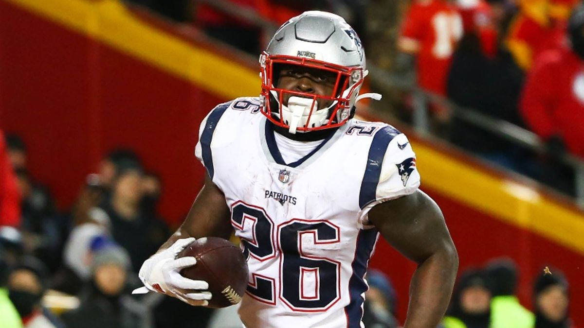 Sony Michel Fantasy Football Rankings, 2019 Projections, Analysis, More article feature image