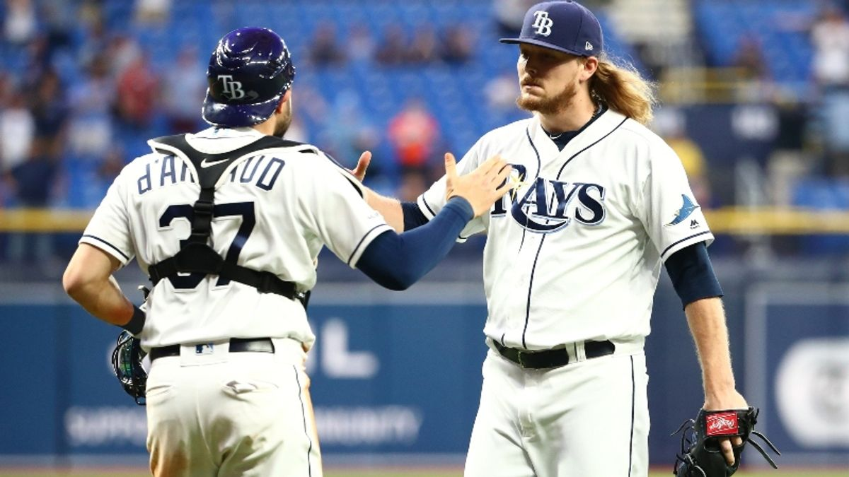 Zerillo's MLB Daily Betting Model, 6/18: Rays-Yankees Preview, More article feature image