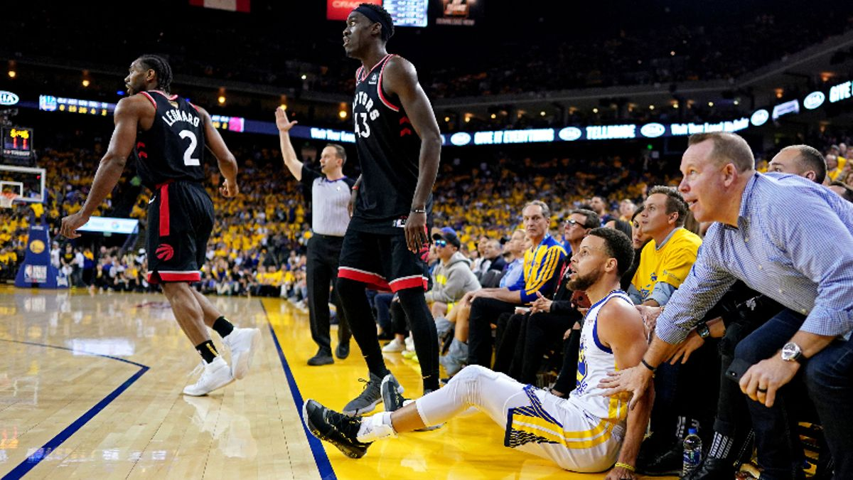 Warriors vs. Raptors NBA Finals Game 4 Opening Betting Odds article feature image