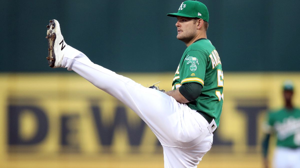 Zerillo's MLB Daily Betting Model, 6/27: Can the A's Keep Pace on the Road? article feature image